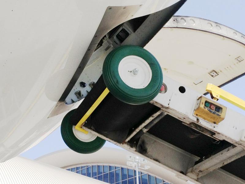 Aircraft Belt Protection Kit