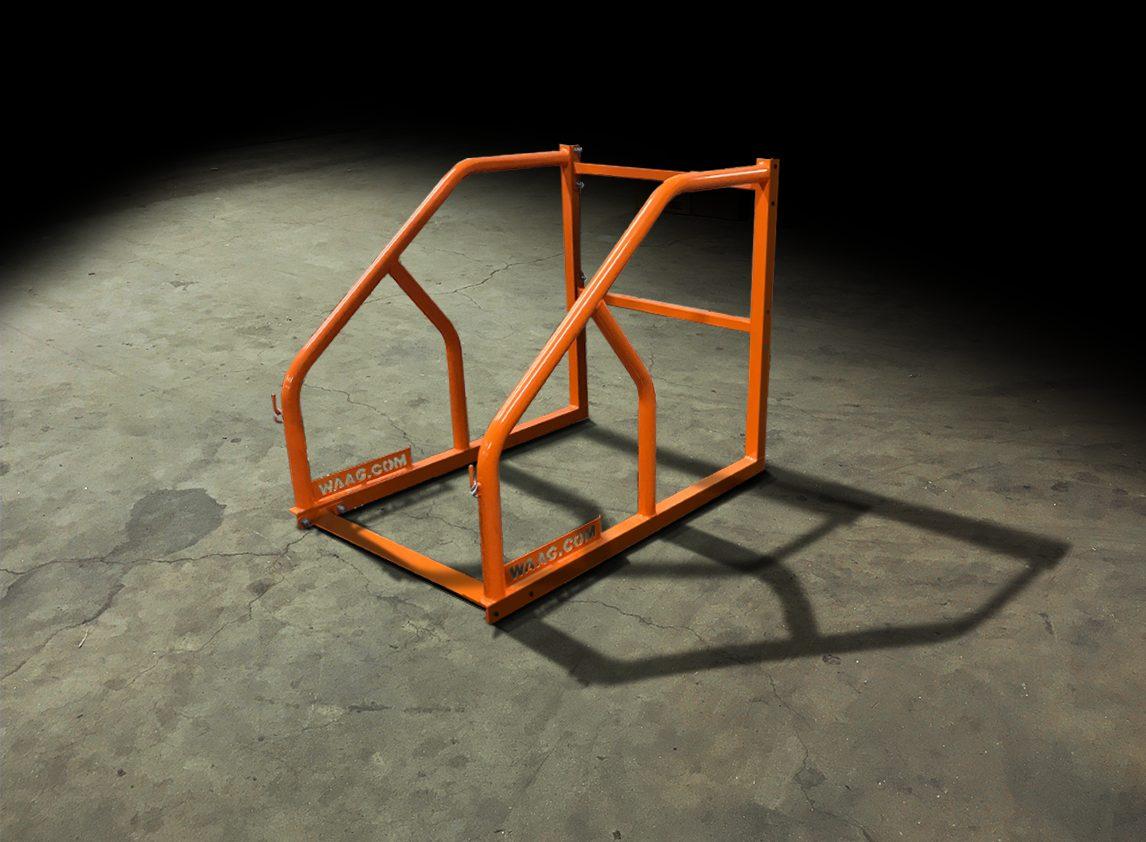 single rack module