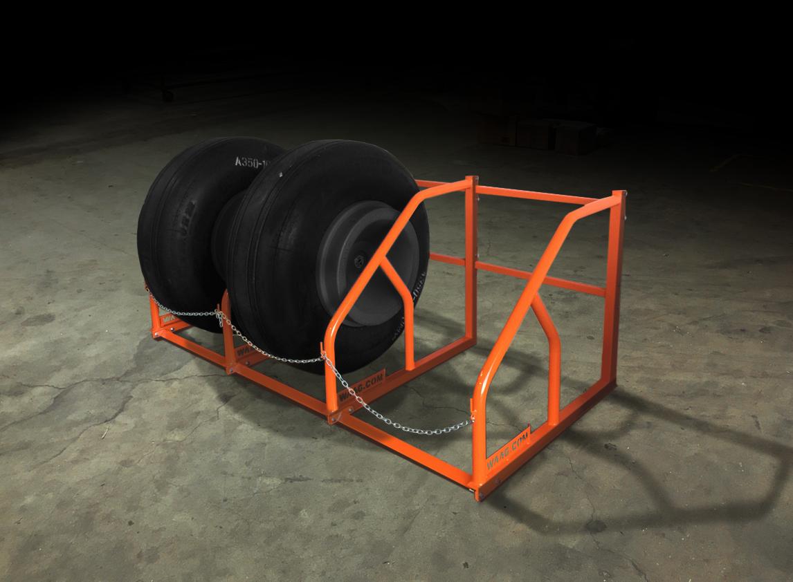 double rack tires