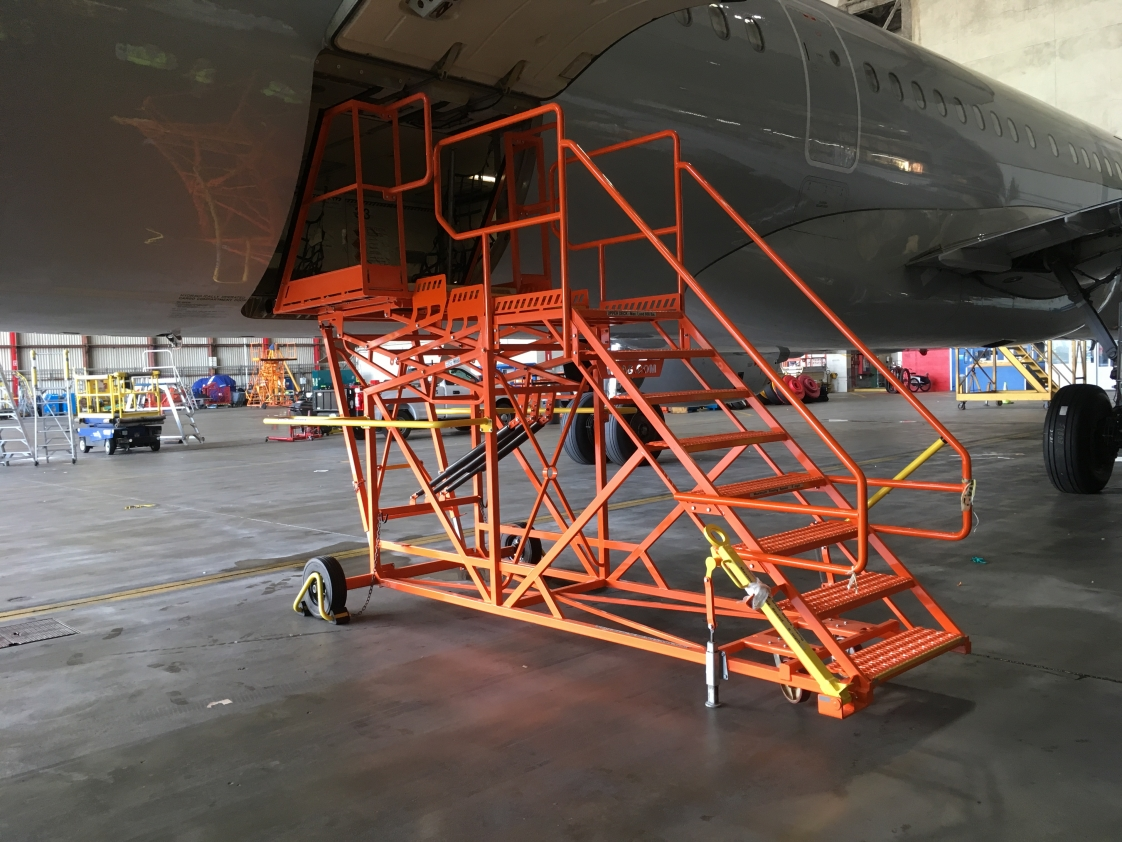 A-320 75″ Stand