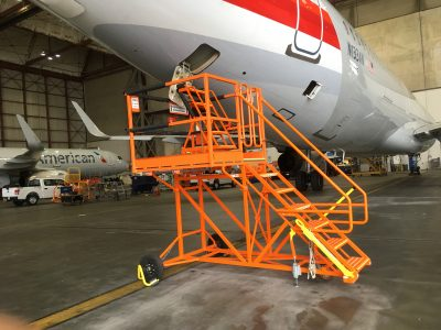 AFT-Accessory Access Stand
