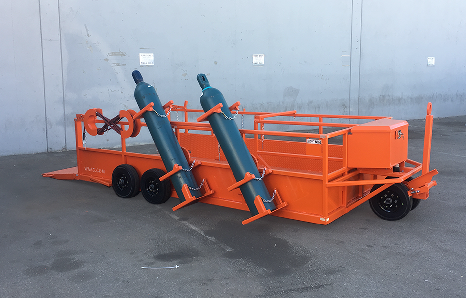 Tire Cart Ground Support Equipment