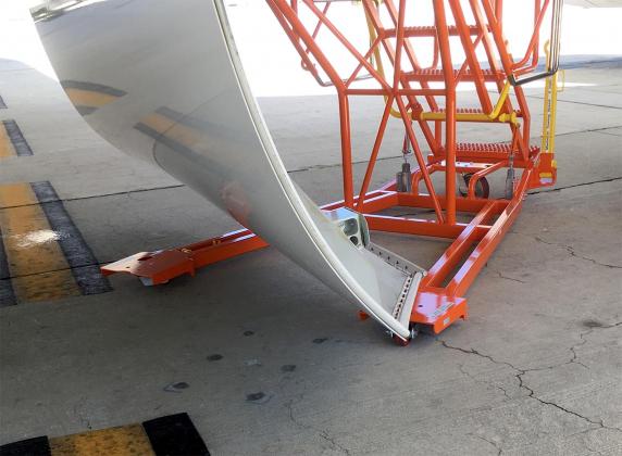wheel well side angle