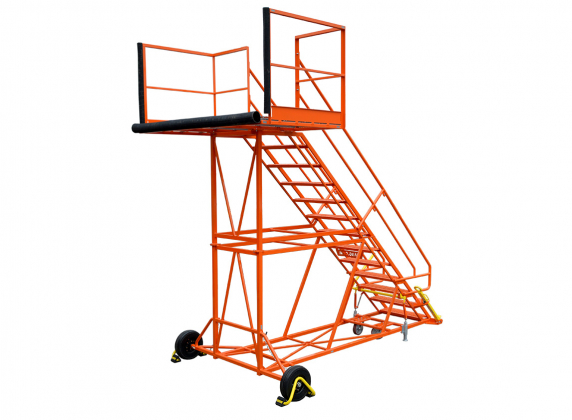 A-320-Fixed Height Entry Stand #20131